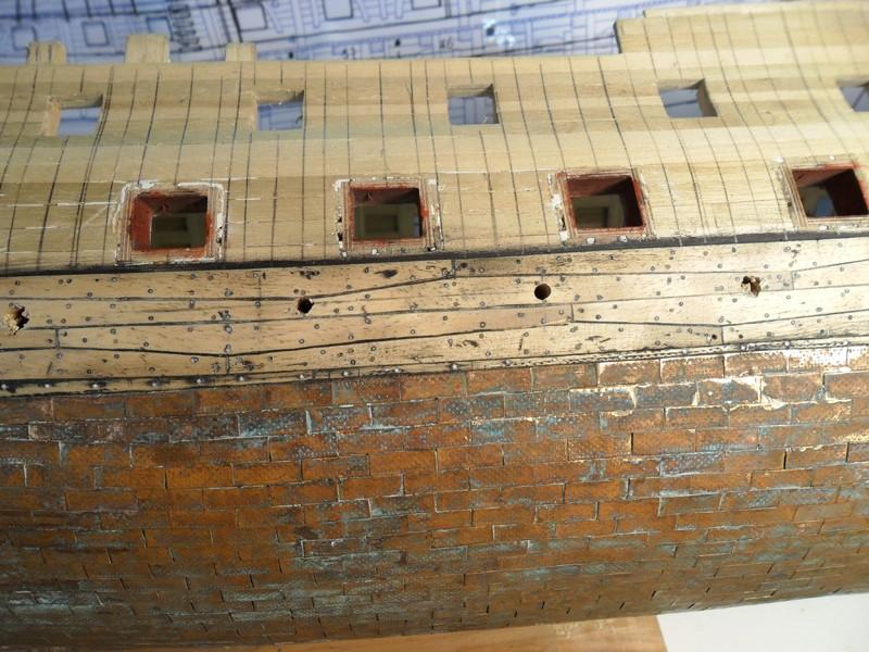 HMS Bellona 74 cannoni inglese da 168 ft. - Pagina 6 Sam_0727