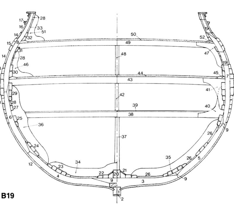 Architettura navale inglese e francese - due marinerie a confronto - Pagina 4 Sezion10