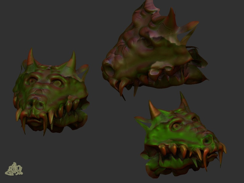 dragon 3d prueba Dragon10