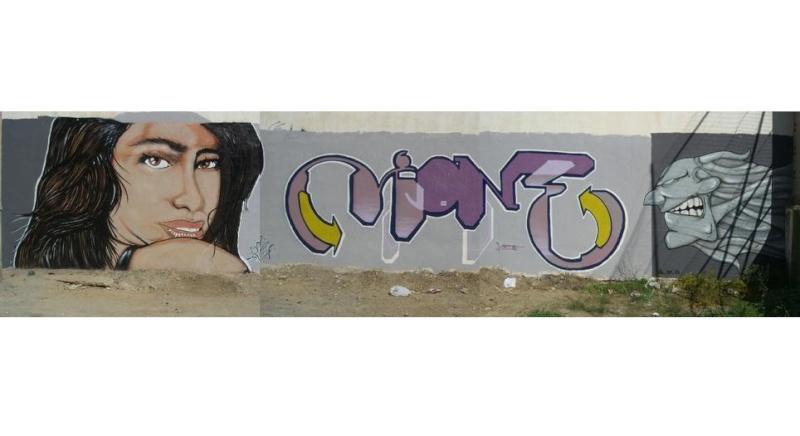 pieza 2008 ayi , kone y kie Graffi11