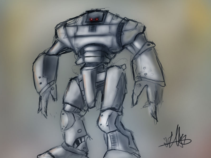speed robot Robot_10