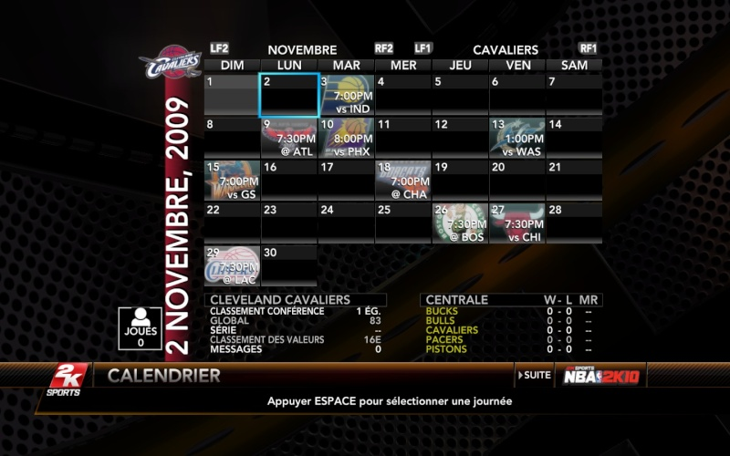 Cleveland Cavaliers [the king] Cavali10