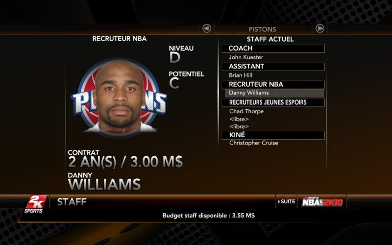 Detroit Pistons [Fan's] Det311