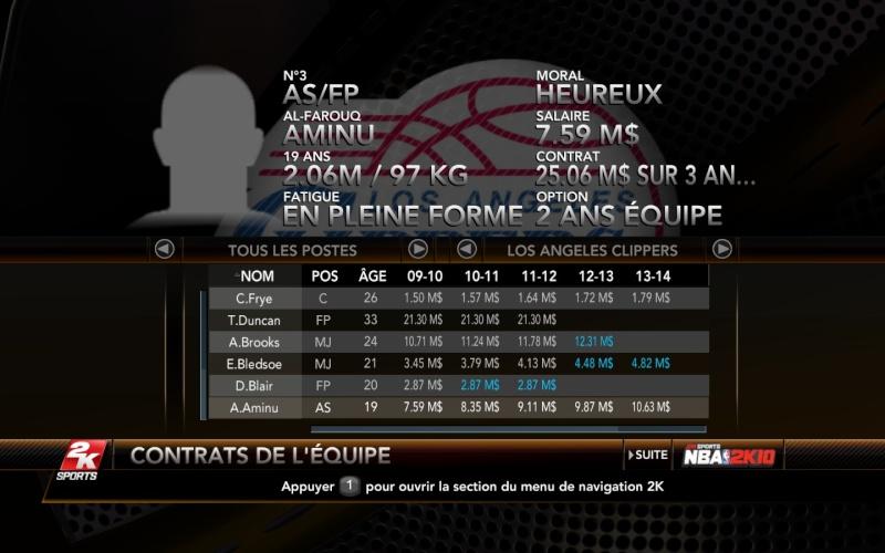 LA Clippers [Ruben] Lac310
