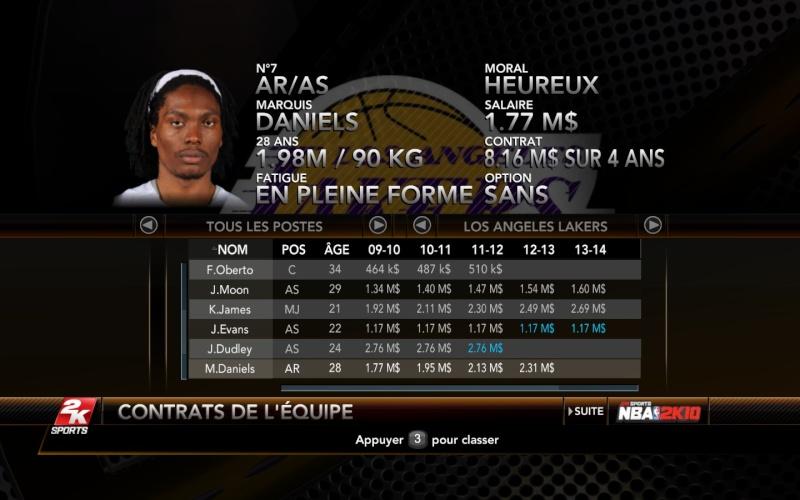 LA Lakers [Snsega89] Lal210
