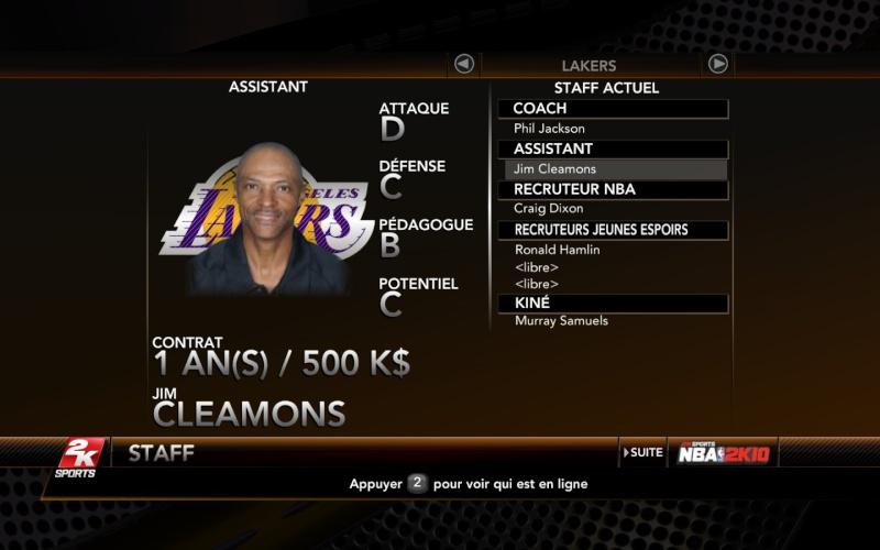 LA Lakers [Snsega89] Lal211