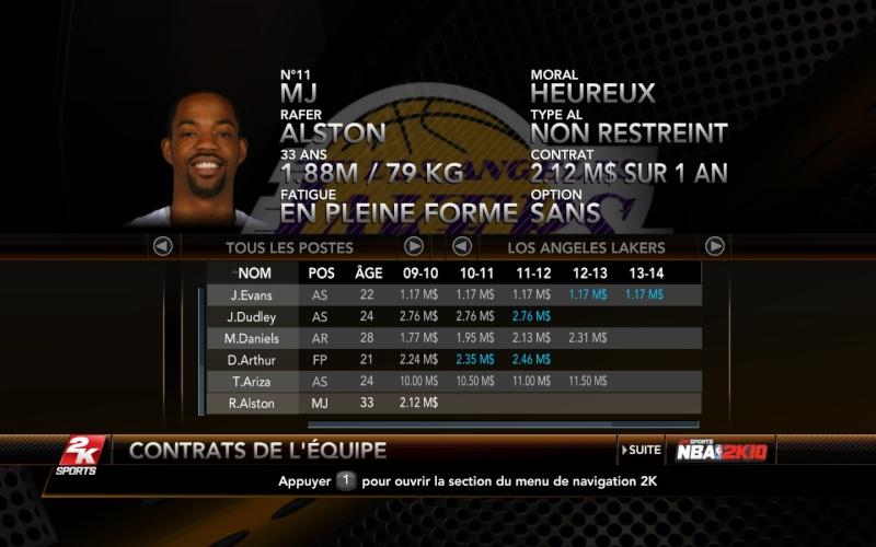 LA Lakers [Snsega89] Lal310