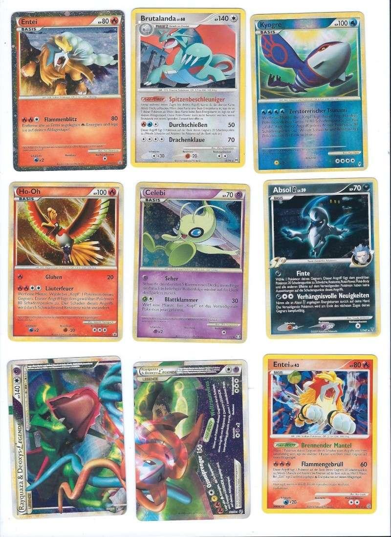 Zeigt her eure Pokemonkarten! Einges10