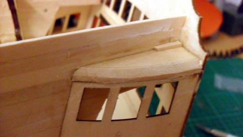 Wilfried's Baubericht zur Victory aus Holz und anderem Kram 06910