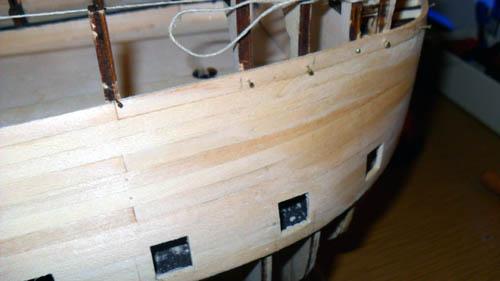 Wilfried's Baubericht zur Victory aus Holz und anderem Kram Bepl2210