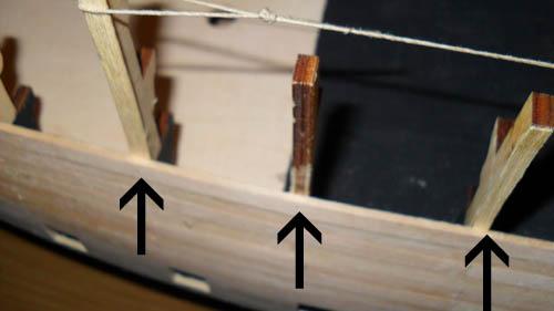 Wilfried's Baubericht zur Victory aus Holz und anderem Kram Bepl2510