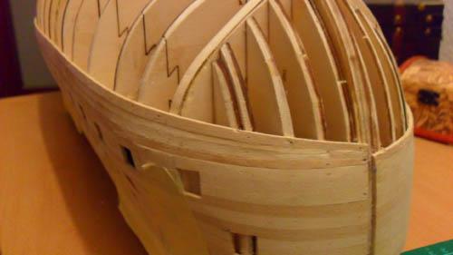 Wilfried's Baubericht zur Victory aus Holz und anderem Kram Bepl3810