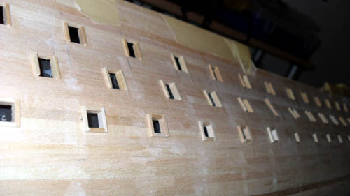 Wilfried's Baubericht zur Victory aus Holz und anderem Kram Bepl4310