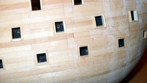 Wilfried's Baubericht zur Victory aus Holz und anderem Kram Bepl4510