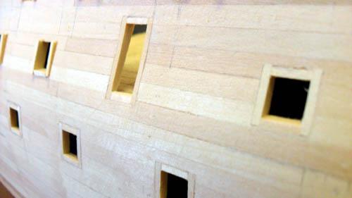 Wilfried's Baubericht zur Victory aus Holz und anderem Kram Bepl4610