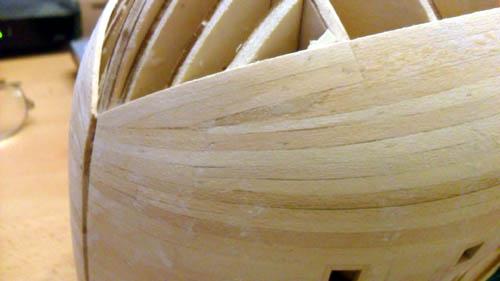 Wilfried's Baubericht zur Victory aus Holz und anderem Kram Bepl4711