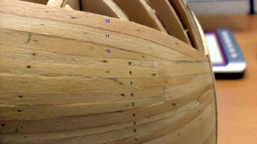 Wilfried's Baubericht zur Victory aus Holz und anderem Kram Bepl4910
