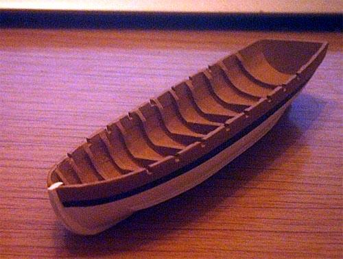 Wilfried's Baubericht zur Victory aus Holz und anderem Kram Lboot114