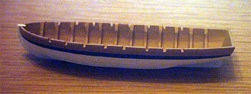Wilfried's Baubericht zur Victory aus Holz und anderem Kram Lboot115