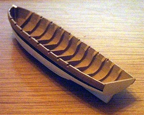 Wilfried's Baubericht zur Victory aus Holz und anderem Kram Lboot116