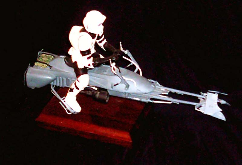 Star Wars Speeder Bike Sb210