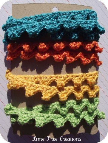 Beccis Crocheted Goodies aka Lime Tree Creations Junesa12