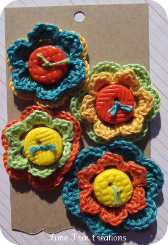 Beccis Crocheted Goodies aka Lime Tree Creations Junesa15