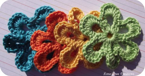Beccis Crocheted Goodies aka Lime Tree Creations Junesa20