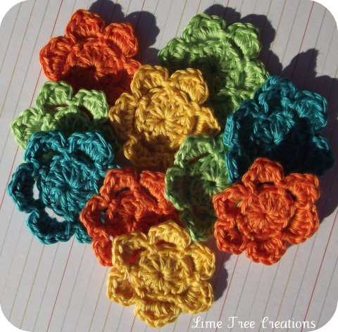 Beccis Crocheted Goodies aka Lime Tree Creations Junesa21