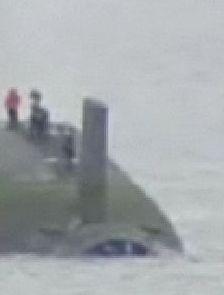 Sous-marin d'attaque HMS ASTUTE Astute11