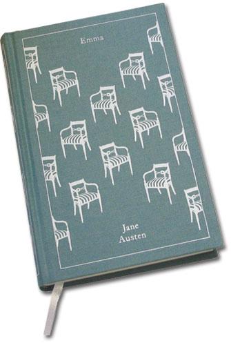 Les couvertures des romans de Jane Austen Booksh11