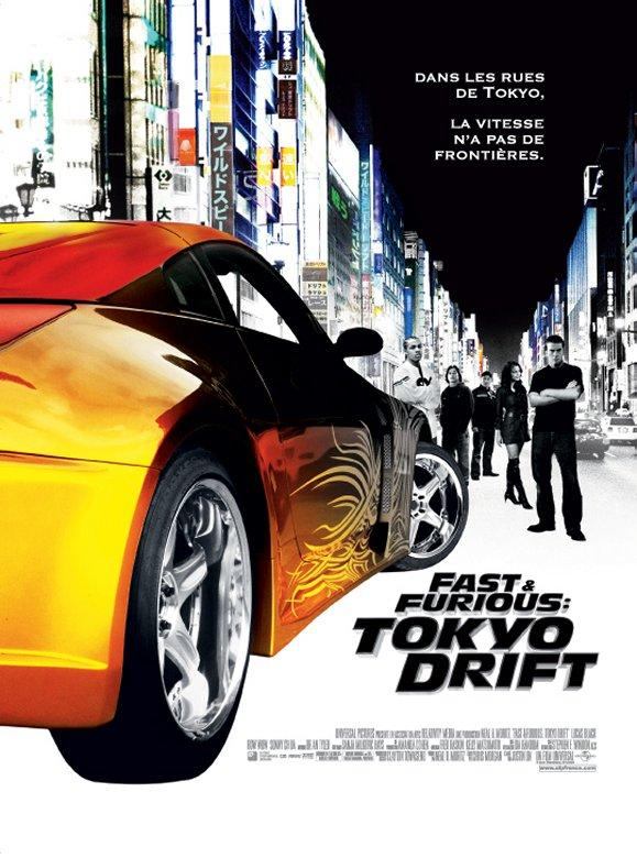 Fast and Furious : Tokyo Drift Affich11