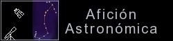 Afición astronómica