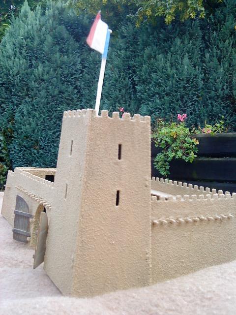 Airfix Fort Sahara Dsc00318