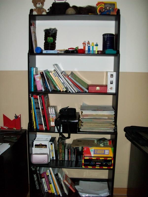 Votre bibliothèque /lieu de lecture en photo - Page 3 Etager10