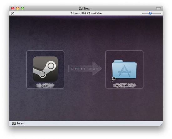 Steam for Mac Beta — первые скриншоты и инструкция по установке! Steam_10