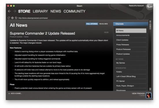 Steam for Mac Beta — первые скриншоты и инструкция по установке! Steam_13