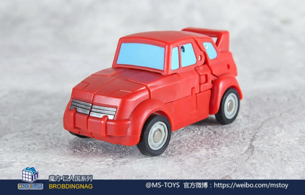 [Magic Square Toys―MS-Toys] Produit Tiers - TF G1 au format Legends - Page 19 16700710