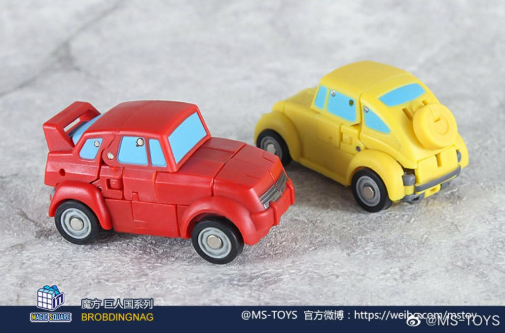 [Magic Square Toys―MS-Toys] Produit Tiers - TF G1 au format Legends - Page 19 16716510