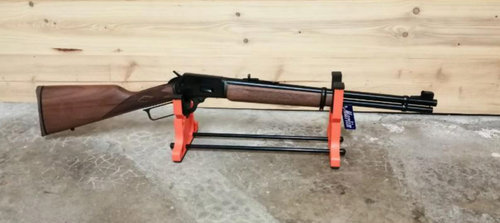 Carabine à levier de sous garde Chiappa. 357_ma10