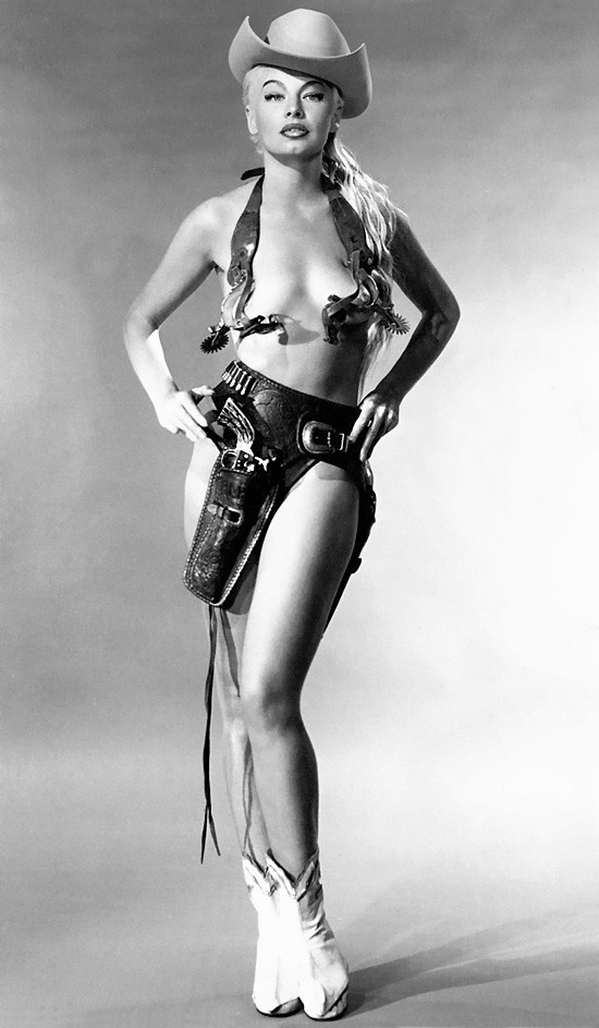 PAA pistolet => revolver Girl_110