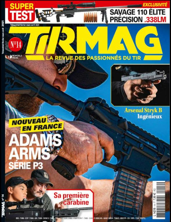 Carabines de TLD - Page 2 Tirmag11