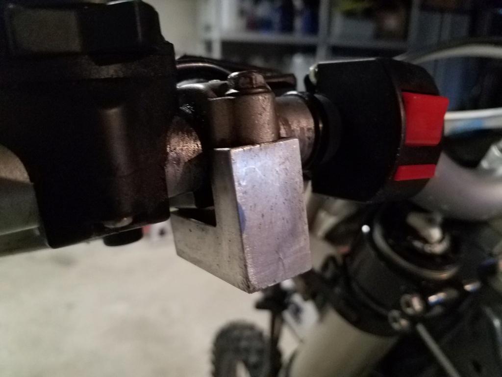 Réparation maitre cylindre  B110