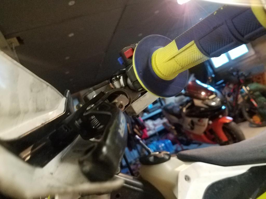 Réparation maitre cylindre  B210