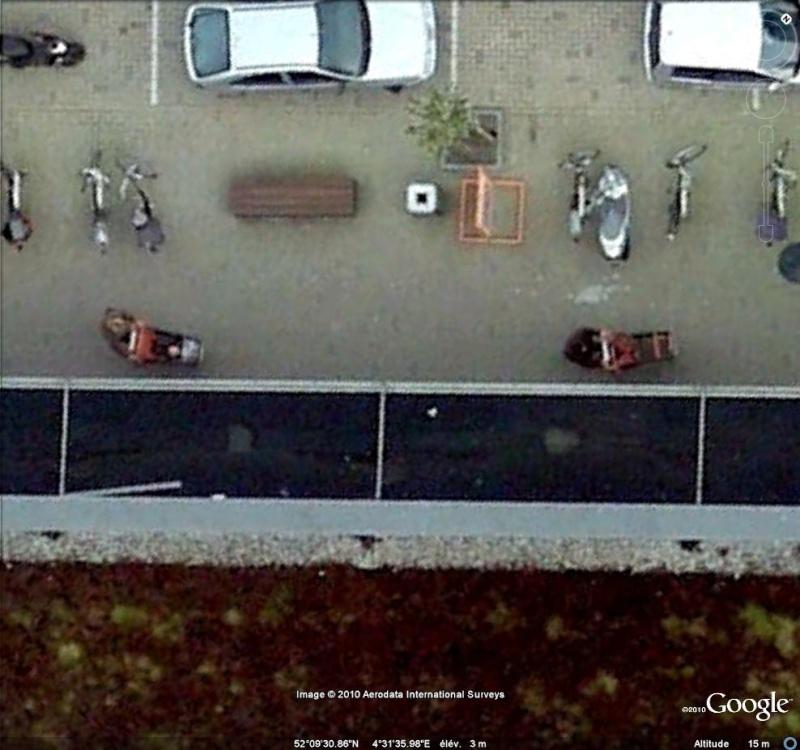 Caddies à Leiden - Pays-Bas Cadie10