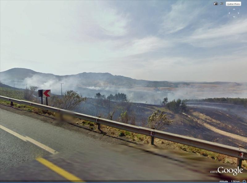 STREET VIEW : Feu, Wyford, Afrique du sud Feu10