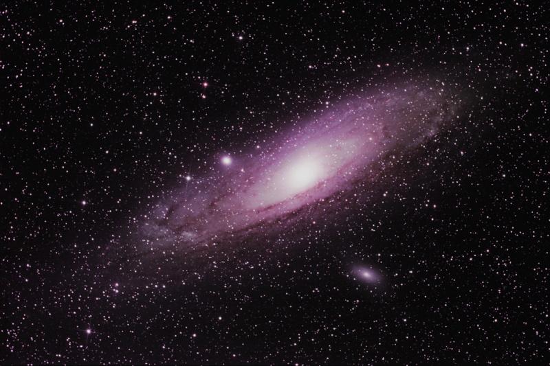 DEBUT ASTROPHOTO M31  M31-fa13