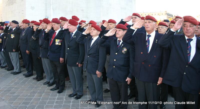 TCHAD - BEDO- 11octobre 1970 - Les 12 parachutistes tombés au Champ d'Honneur  Img_9412