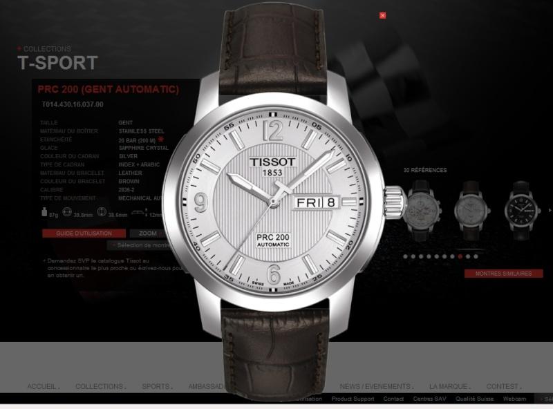 Difficile de trouver LA montre ... Tissot10