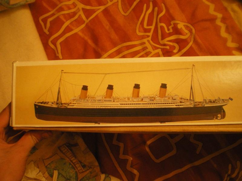 RMS Titanic par Titanic fan au 1/350 - Minicraft. Imgp2510